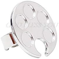 Portal Cool Im Angebot!Minifinger-Nagel-Kunst-Mischpalette für freie Handmaniküre-Ring-Nagel bearbeitet Metall... preisvergleich bei billige-tabletten.eu