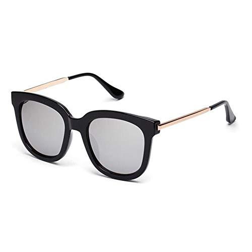 ATR Big Box Sonnenbrillen männlich/weiblich polarisiertes Licht Retro-Laufwerk rundes Gesicht kann mit Myopie-Brille ausgestattet Werden (Farbe: 3)