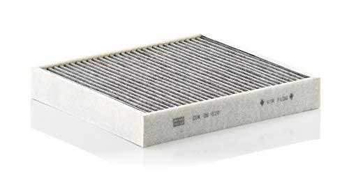 Original MANN-FILTER Innenraumfilter CUK 26 010 - Pollenfilter mit Aktivkohle - Für PKW