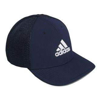 adidas Femme Golf 2019 A-Stretch Tour Casquette - Collegiate Marine, Large/X-Large