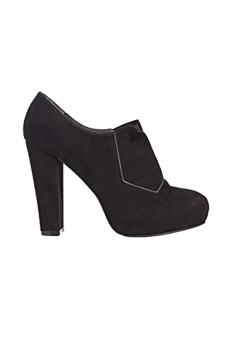 Parte scarpe Nero Pompe A Nera Donna 1OdqxxpAwF