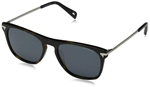 G-STAR RAW Herren GS657S COMBO ARZAY 214 53 Sonnenbrille, Havana