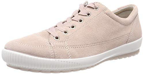 Legero Tanaro Damen Sneakers, Pink (Powder (Pink) 56), 40 EU (6.5 UK) - Klett Sneaker Damen