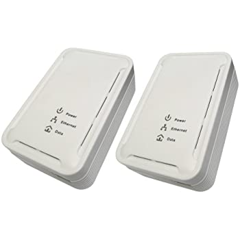 Max Value 85 Mbps Home Plug Double Unit Pack
