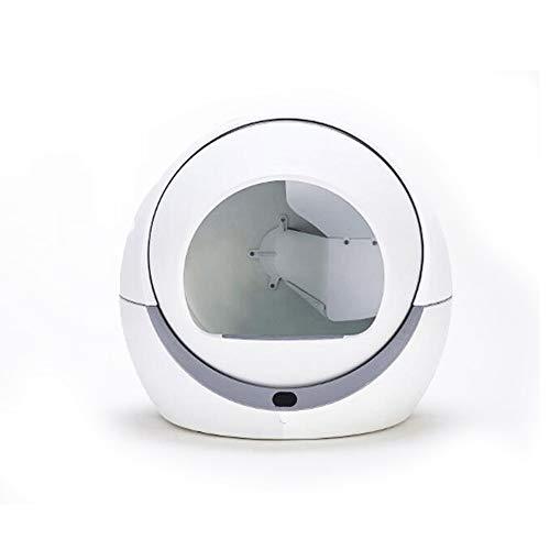 Plush-NH Scatola Automatica lettiera induzione Intelligente Pulizia Deodorante Completamente Chiusa Grosso Gatto Forniture Toilette Gatto