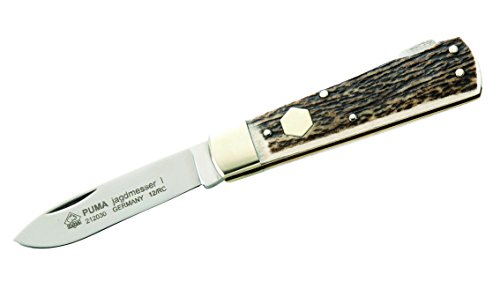 Puma Tec Puma Jagd-Taschenmesser Länge geöffnet: 17.0cm Messer, Mehrfarbig, 17.0 cm
