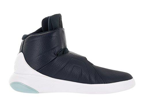 Nike Marxman, Scarpe da Basket Uomo Nero (Ossidiana / Obsidian-bianco-ghiaccio)