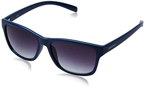 Fastrack Gradient Square Men\'s Sunglasses - (P379BK6|60|Black Color)