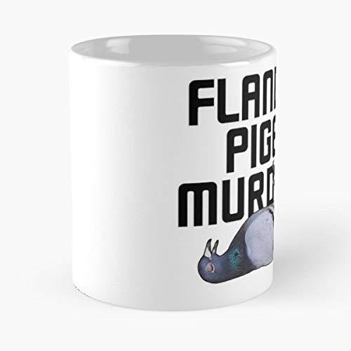 Blackadder Rowan At Best Gift Ceramic Coffee Mugs (Laurie Bird)