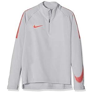 Nike Jungen Breathe Squad Drill Langarmshirt