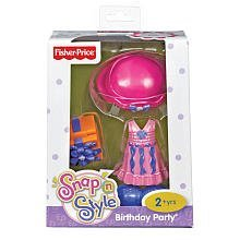 Snap 'N Style Birthday Party Fashion by Snap 'N Style