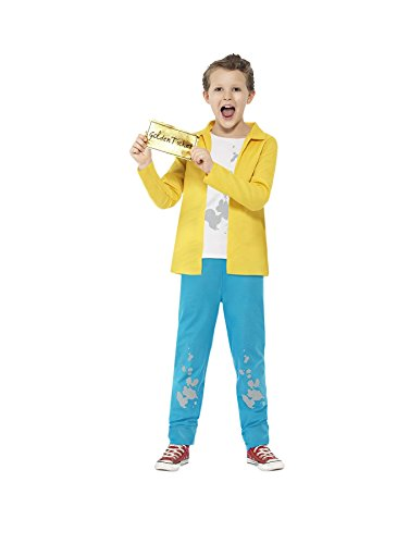 Charlie Kostüm Bucket - Roald Dahl - Charlie Bucket Childs Costume [Size - M]