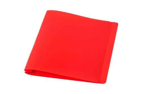 Schnellhefter, rot