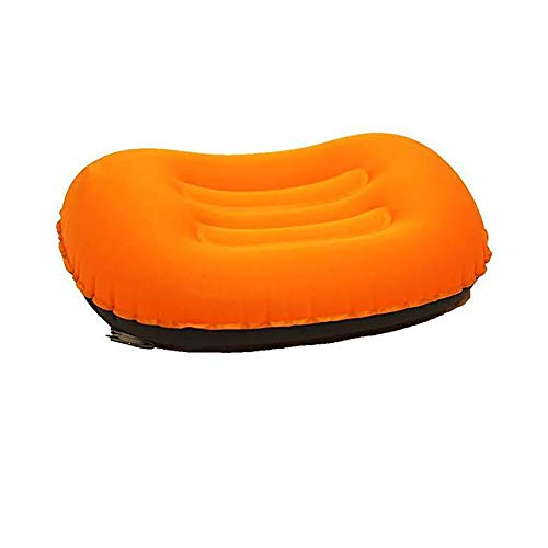 YGRSJ Aufblasbares Kissen für Campingzelte, komprimierbares, kompaktes, aufblasbares, bequemes, tragbares Outdoor-Kissen, Campingrucksack, Wandern in Flugzeugen, Autos, Stränden, Büros