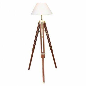 Stehlampe Stativ Lampe,Schirmlampe,Lampenschirm,max. Höhe 146cm