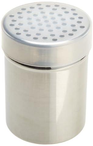 Ateco 10-Ounce Shaker with Coarse Holes