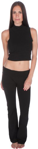 Sakkas - Chemisier - Body chemise - Uni - Sans Manche - Femme Noir - Noir