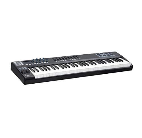 Controlador De Teclado MIDI Compacto De 61 Teclas