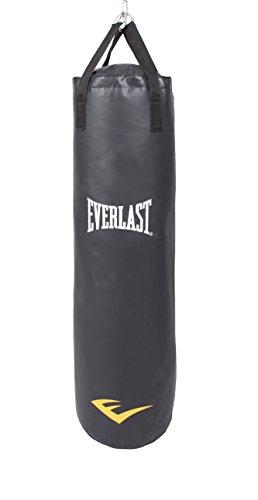 Everlast saco de boxeo Negro negro Talla:108 x 35 x 35 cm