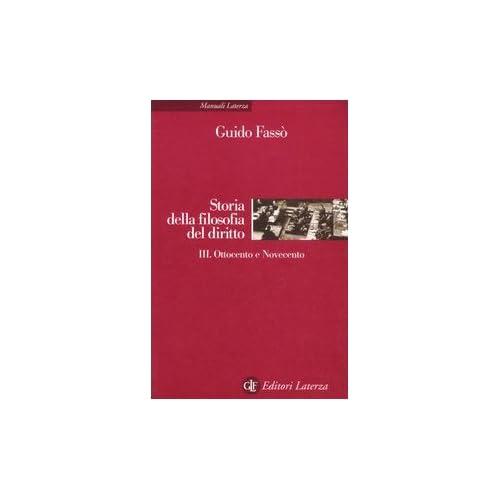 Storia Della Filofia Del Diritto: 3
