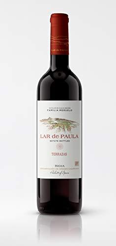Tinto Lar De Paula Terrazas Crianza Rioja Alavesa 75 Cl