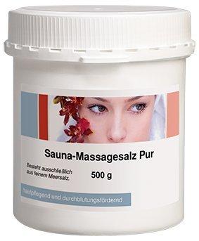 Peelingsalz aus reinem Meersalz von Spitzner - 500 g - Meer Gesicht Totes Peeling