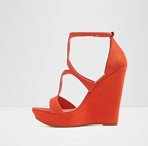 ALDO Damen Dadossa Pumps, Rot (Tangerine Tango 65), 39 EU Climbing Heels