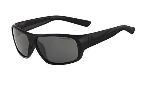 Nike Unisex-Erwachsene Mercurial 6.0 Ev0778 022 61 Sonnenbrille, Schwarz (Blck/DrkGryLns)