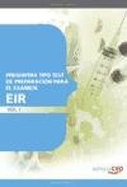 Preguntas Tipo Test de Preparación para el Examen del EIR Vol. I. (Colección 1273) por Antonio Barranco Martos