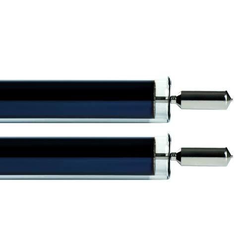 Solarthermie Vakuumröhrenkollektor Ersatzröhre Leer Kollektor Solar 2 Stück