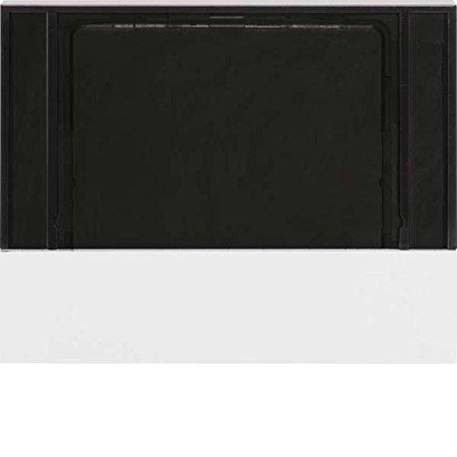 Preisvergleich Produktbild Hager 80960179 – Rahmen K.X,  Polar Weiß