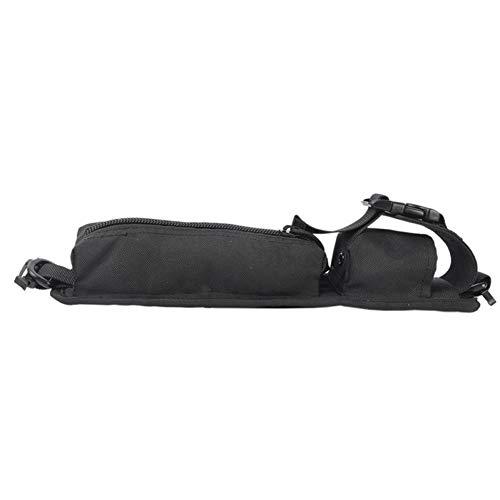 FJYBOA Rucksack Camping EDC-Werkzeug Kompaktes Etui Schnelle, schnelle Taschenlampe Einzelner Schultergurtbeutel Kleinigkeiten Zubehörpaket