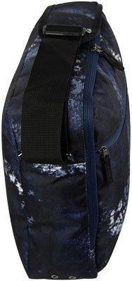 Converse fw13am112, Schultertasche Bleu (115 Marine Print)