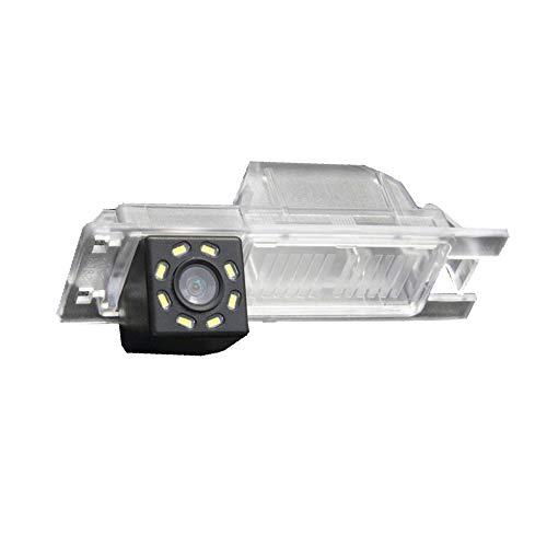 Telecamera posteriore retromarcia targa impermeabile per Fiat Doblo Opel Vectra C/Astra H/Corse D/Zafira B/Tigra Meriva A/Insignia Tourer