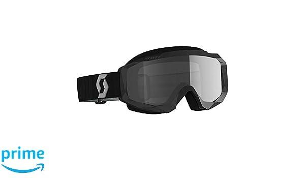 Scott Hustle X Sand Dust MX Goggle Cross//MTB Brille schwarz//klar works