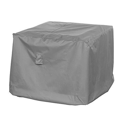 Loungesessel Abdeckung / Schutzhülle für Gartensessel - Premium (100 x 100 x 80 cm) wasserdichte  Abdeckplane / Oxford 600D Polyestergewebe / mit Ventilationsöffnungen