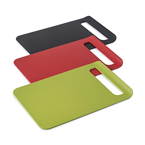 Zeal Slimline tagliere Red 34x23cm/Lime 34x23cm/Black 34x23cm