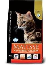 Farmina Matisse Salmon for Neutered Cat Food -1.5 Kg