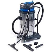 La Industria aspirador mojado aspiradora en seco con 2motores 70L)