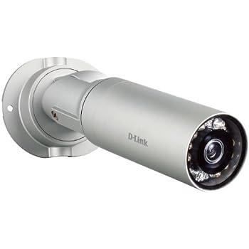 D-Link DCS-7010L Videocamera di Sorveglianza da Esterno Cloud, Day and Night, Full HD, Grigio