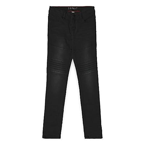 ESPRIT Mädchen Jeans RJ22105 Grau (Dark Grey 280),