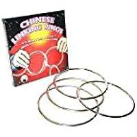 Zaubertrick - Mini Chinese Ringe (Satz 4)