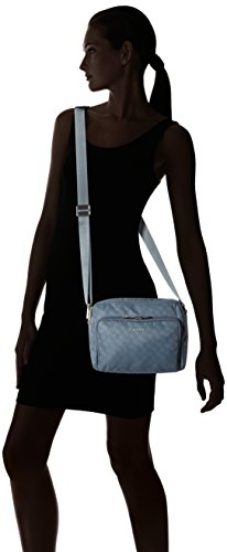 Joop! - Nylon Cornflower S Nella Shoulderbag Shz, Borse a spalla Donna Blu (Light Blue)
