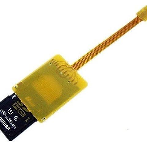XMQC*Micro D Kit di scheda di memoria