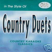 Country Duets Country Karaoke Classics CDG Musik-CD