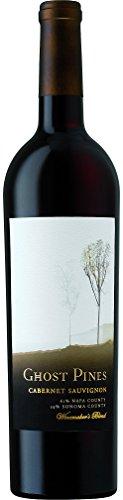 Ghost Pines by Louis M. Martini Winery Cabernet Sauvignon 2012/2014 Trocken (1 x 0.75 l)