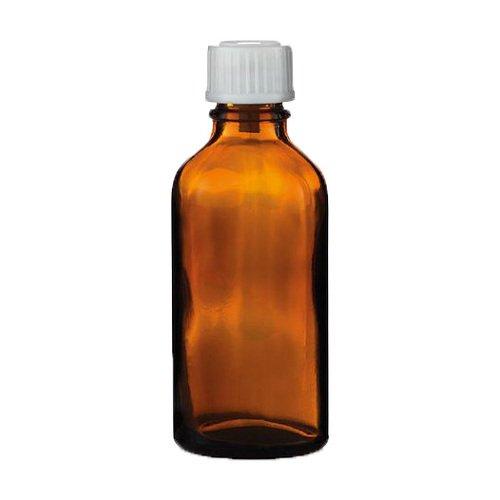 APOTHEKERFLASCHE Braun 50 ml