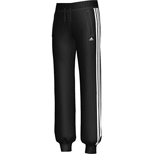 Adidas NOS YG ESS Girl CH schwarz - 128