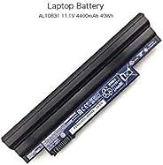 EliveBuyIND® بطارية كمبيوتر محمول 11. 1V 4400mAh 49Wh AL10B31 AL10BW AL10A31 بطارية لاب توب متوافقة مع جهاز Ac