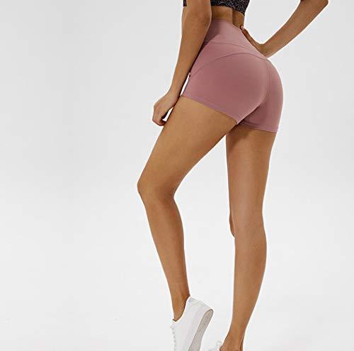 MURXU Womens Slip Shorts Bequeme Kurze Hose Ultra Weiche Nahtlose Slips Für Unter Kleider Leggings Und Yoga Sport-m B -